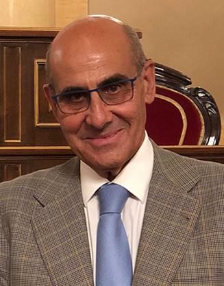 Luis Abril - Patrono