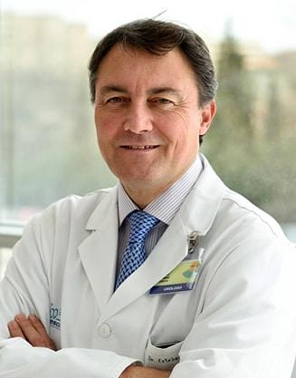 Manuel Esteban - Vicepresidente